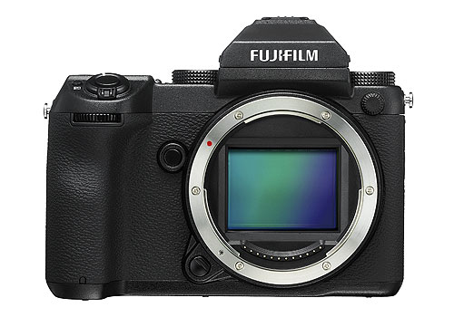 GFX 50s Ansicht Body – Foto © FUJIFILM Corporation